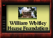 William Whitley Foundation